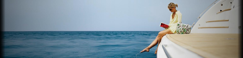 Relaxen op een jacht | Jacht makelaar | Shipcar Yachts