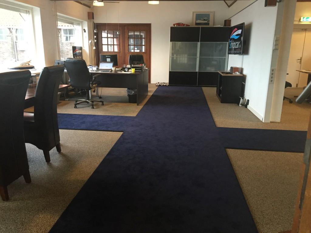 kantoor binnen