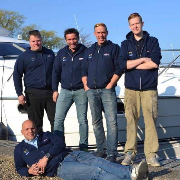 Service team | Jacht makelaar | Shipcar Yachts